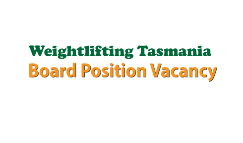 Board Position Vacancy